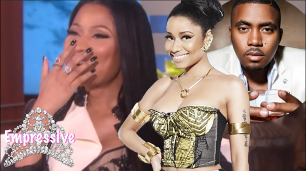 Nicki Minaj opens up about dating Nas and about celibacy
