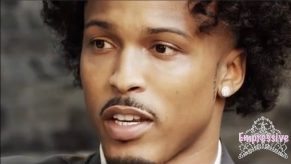 "August Alsina reveals ""I have liver disease"" (SAD Story)"