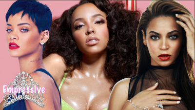 "Tinashe says ""I can't shine because of Beyonce and Rihanna...and because I'm biracial"""