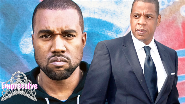 Kanye West is pissed off at Jay-Z's 4:44 album..and he threatens to sue Tidal!