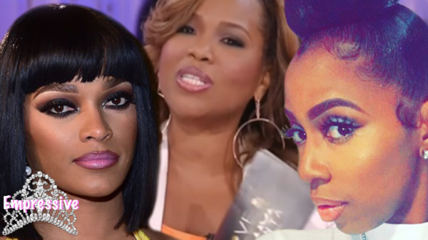 "Joseline copies Kashdoll in new diss track to Mona Scott Young called ""Run Me My Money"""