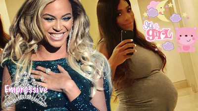 Serena Williams gave birth to a girl! Beyonce congratulates her. Awww