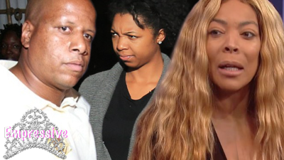 Wendy Williams' husband exposed for allegedly having a mistress