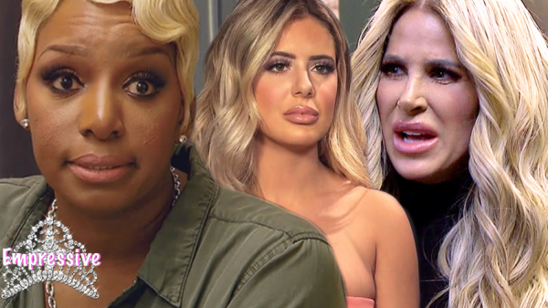 Nene Leakes calls Kim Zolciak and her daughter racist for claiming she has roaches in her house