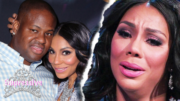 Tamar Braxton files for divorce from her husband Vince Herbert. Is it officially over?
