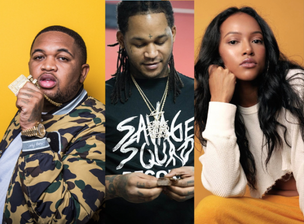 Dj Mustard and Karrueche Tran speak out against lean after Fredo Santana's passing