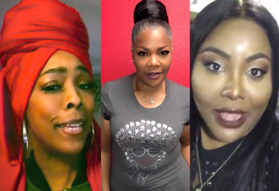 "Khia Addresses ""The Queen's Court"" Debacle and Goes in on Monique"