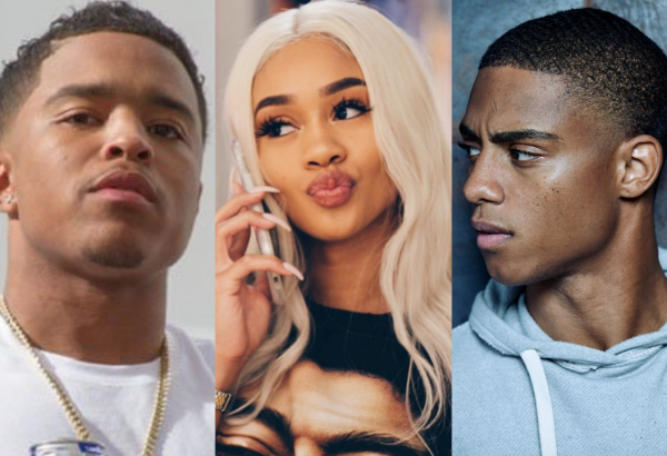 Saweetie Spills Tea About Ex-Boyfriends Keith Powers and Justin Combs