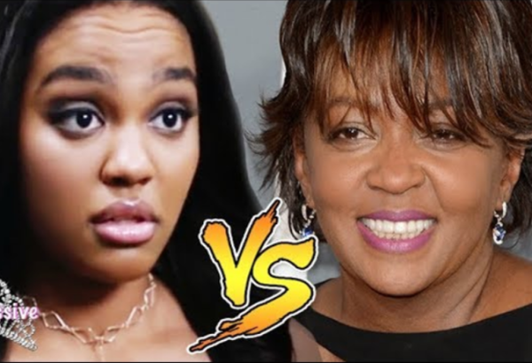 China Anne McClain Lashes Out at Anita Baker on Twitter?