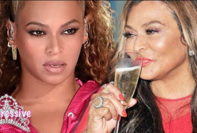 Is Beyonce Mad at Her Mother?!