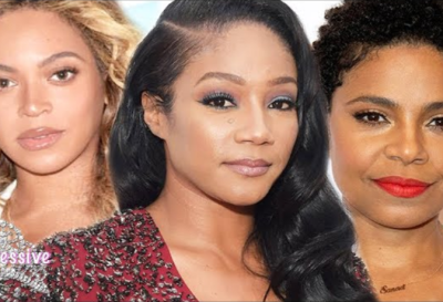 Tiffany Haddish In Trouble With Sanaa Lathan's  Family Over #WhoBitBeyonce