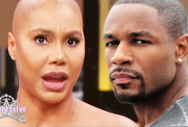 Tamar Braxton and Tank Go At On Social Media!
