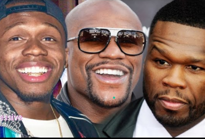 Floyd Mayweather Is Claiming 50's Son, and 50 Is Heated!