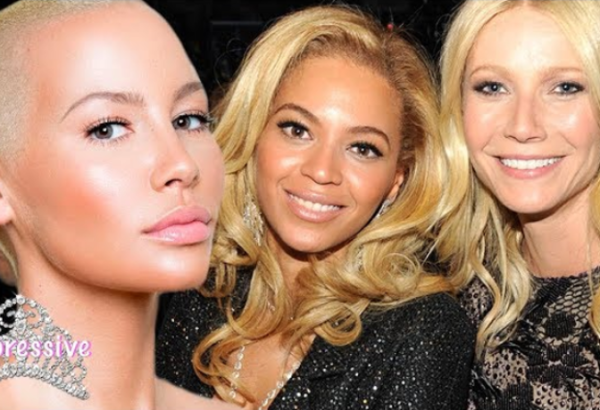Amber Rose Alleges Gwyneth Paltrow Is 'Becky With The Good Hair'